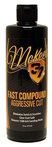 Price comparison product image McKee's 37 MK37-861 Fast Compound, 16 fl. oz.