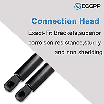 ECCPP Lift Support Rear Trunk Replacement Struts Gas Springs Fit for 2006-2007 Ford Fusion 2005-2006 Ford GT 2007 Lincoln MKZ 2006 Lincoln Zephyr 2006-2007 Mercury Milan Set of 2: Automotive