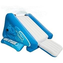 New INTEX Kool Splash Inflatable Swimming Pool Water Slide   58851EP by PUNER Store