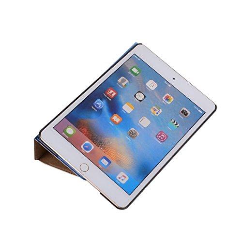 inShang 9.7 inch iPad (2017) Fundas soporte y carcasa para Apple 9.7 inch iPad (2017) , smart cover PU Funda ,art style sheep