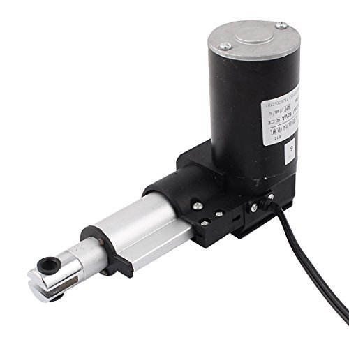 eDealMax DC 24V 2 Tiempos eléctrico lineal actuador Motor multifunción DE 10 mm/s: Amazon.com: Industrial & Scientific