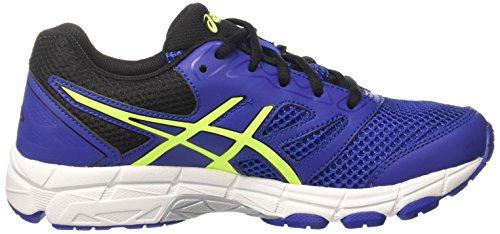 Asics Gel-pulse 8 Gs - zapatos de entrenamiento de carrera en asfalto Niños Blue