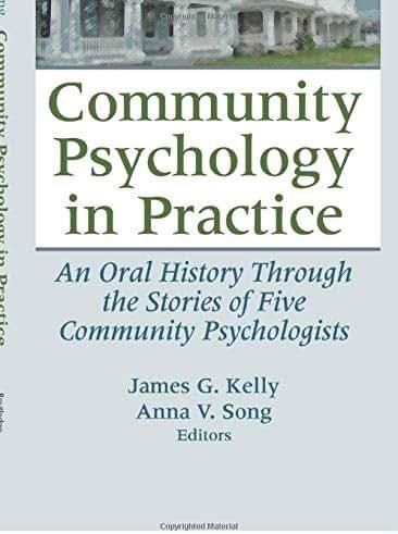 Community Psychology in Practice