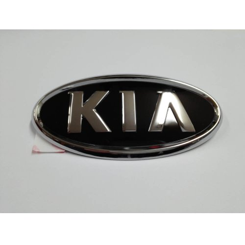 Kia Motors Rear Trunk KIA Logo Emblem (Plastic Trunk Emblem)