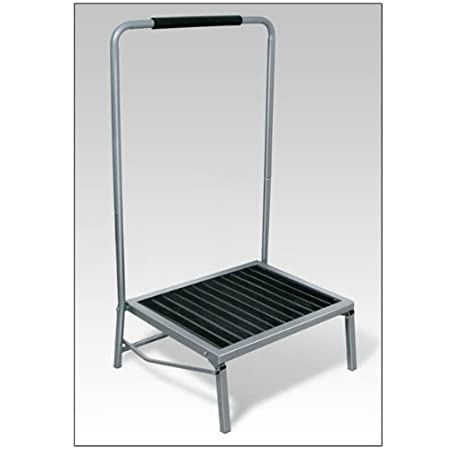 Amazon.com Extra Wide Folding Step Stool with Handle Health u0026 Personal Care  sc 1 st  Amazon.com : safety step stool with handle - islam-shia.org