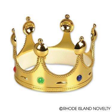 Rhode Island Novelty 20 Gold Queen King or