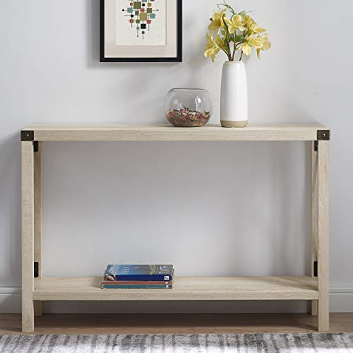 WE Furniture AZF46MXETWO Entryway Table 46