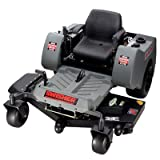 Swisher ZTR2454BS-CA 24 hp B&S ZTR California Compliant Trail Mower, Black, 54''