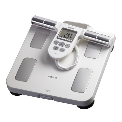 Why Choose Omron Body Composition Monitor with Scale & 5 Fitness Indicators