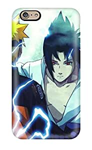 Slim Fit Tpu Protector Shock Absorbent Bumper Naruto Shippuden Anime Case For Iphone 6
