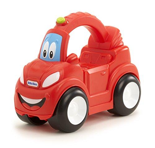 Tikes Car Little Cozy Coupe (Little Tikes Handle Haulers - Rollo Wheels)