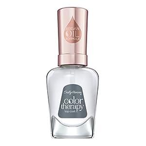 Sally Hansen Color Therapy Nail Polish, Top Coat, 0.5 Fluid Ounce
