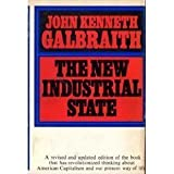 The New Industrial State, John Kenneth Galbraith, 0395124751