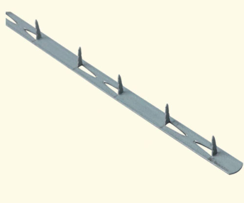 Metal Tacking #10 Tack Strip 10 Pieces 30 Long Tacktite Upholstery Supplies