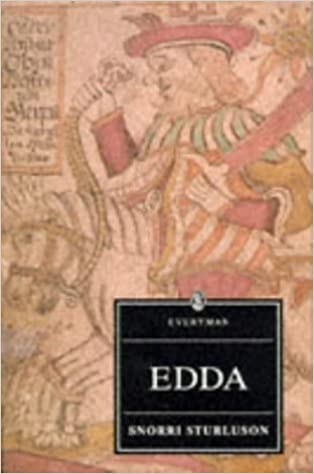 Book Edda (Everyman) by Sturluson, Snorri (2008)