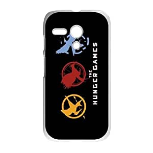 DIY Protective Hard Plastic Case for Moto G - The Hunger Games customized case at CHXTT-C