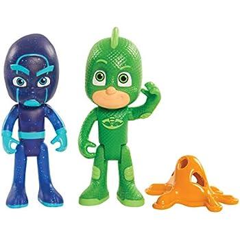 Amazon.com: Just Play JPL24811 PJ Masks Light Up Figures ...