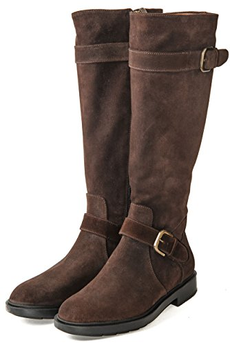 FRATELLI ROSSETTI Women's Boots Brown Size: 5 01WALG