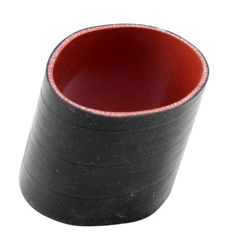 """AEM 5-325 Black 3.25"""" x 3.00"""" Silicone Hose"""