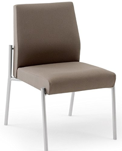 Lesro S1802G7 Mystic Armless Guest Chair Vital