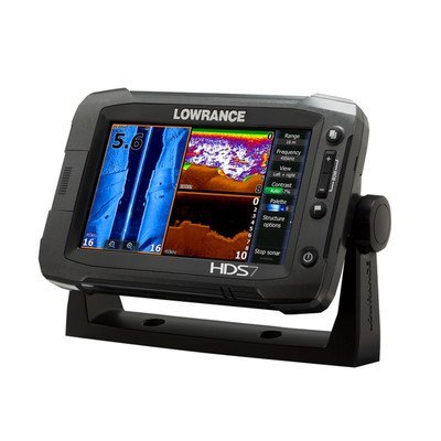 000-10778-001 HDS-7 Gen2 Touch Insight 83/200 & Lowrance Fishfinders Fish Finders And Other Electronics LOWRANCE