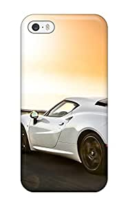 Nafeesa J. Hopkins's Shop Best Tpu Case Cover For Iphone 5/5s Strong Protect Case - Alfa Romeo 4c Design 8173577K49334413