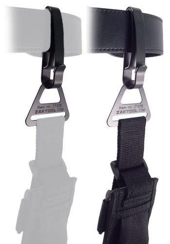 ZAK Tool ZT212-55 Tactical Belt Clip (Combo Set)