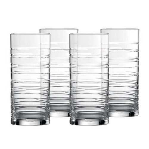 Royal Doulton Glass Highball Glass (Royal Doulton Islington Highball Set of 4)