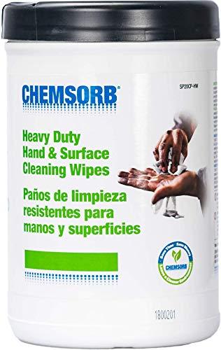 Chemsorb CP - Multi Purpose Heavy Duty Handy Wipes, 90 Count