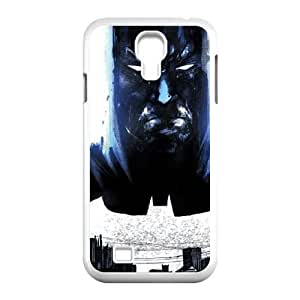 Samsung Galaxy S4 9500 Cell Phone Case White The Dark Knight City Stare SUX_038283