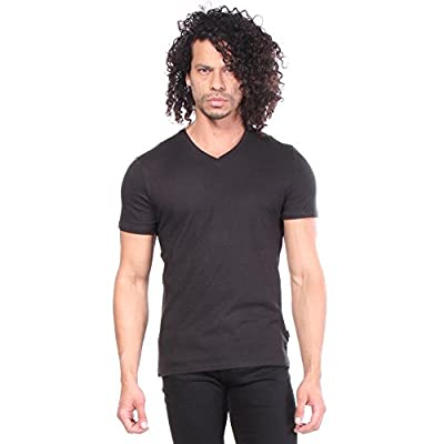 Calvin Klein Men's Slim-Fit V-Neck T-Shirt