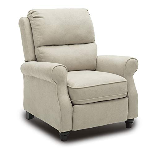 BONZY Manual Roll Arm and Pushback Mechanism Recliner for sale  Delivered anywhere in USA