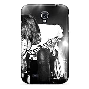 Samsung Galaxy S4 Sdd8167Ylqz Allow Personal Design Vivid Bring Me The Horizon Band Bmth Skin Protective Hard Phone Cases -KevinCormack