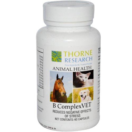 Thorne Research vétérinaire - B-ComplexVET - 60 caps