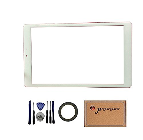 Replacement Touch Screen Digitizer Glass Panel for Kurio Smart 8.9 inch 2 In 1 Kids Tablet PC by pcspareparts