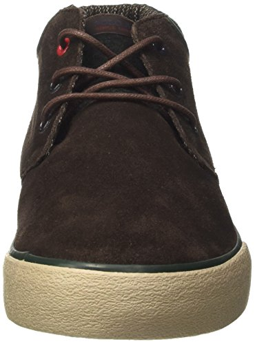 Hautes Homme Dkbr Dark Baskets U S Sherman Brown Suede ASSN Marron POLO Y77Hq0S4
