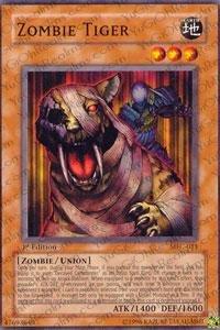 Zombie Tiger - 2