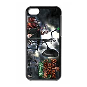 The Nightmare Before Christmas iPhone 5c Cell Phone Case Black X4C6WE