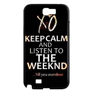 C-EUR Diy Phone Case The Weeknd XO Pattern Hard Iphone 5/5S