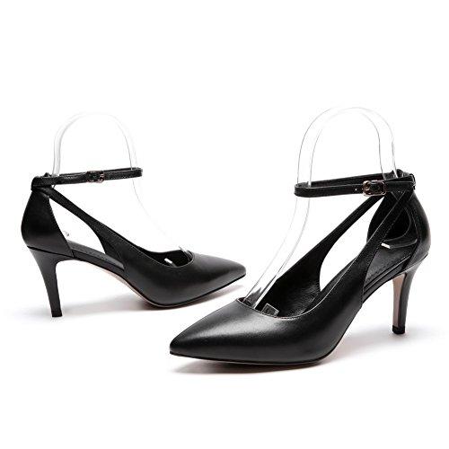 Sandales 36 Compensées BalaMasa 5 Noir Femme Noir vwqdT1x