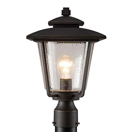 Miseno MLEL1303ORB Anchorage 16'' Tall Single Light Outdoor Post Light by Miseno (Image #2)