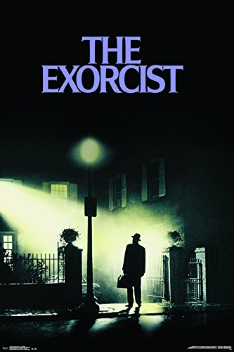 Trends International 24x36 the Exorcist-One Sheet Premium Wa