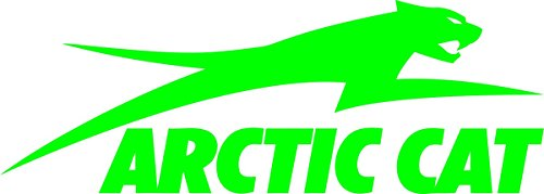 Arctic cat trailer decal extra large 24