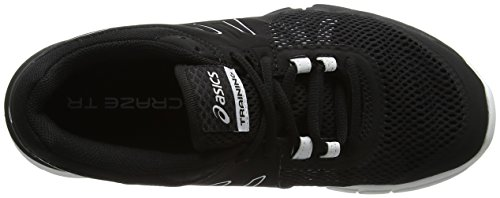 Gel Tr Black Shoes Fitness Black Asics Craze Black 4 WoMen White 1qxwfq5R6