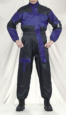 1 Piece Textile Motorcycle Suit - 8