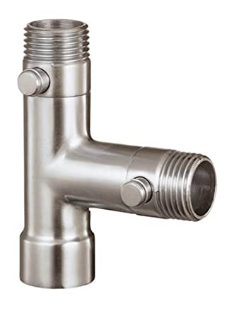 Captivating Danze D481386BN T Shape Diverter For Personal Shower With Stops, Brushed  Nickel