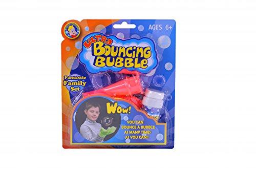 Ultra Bouncing Bubble Set ( Color - Bouncy Bubbles