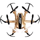 JJRC H20 RC Quadcopter Mini Drone with 2.4G 4CH 6-Axis Gyro RTF (Golden)