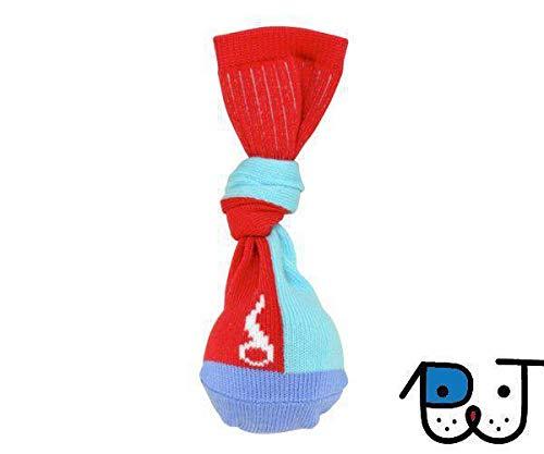 Brinquedos - Brinquedo para Cães Meia Sling Sock Petstages G Vermelho