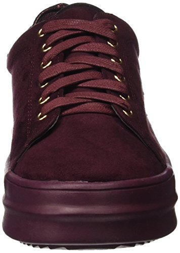 Refresh Damen 063689 Low-Top Rot (Burgund)